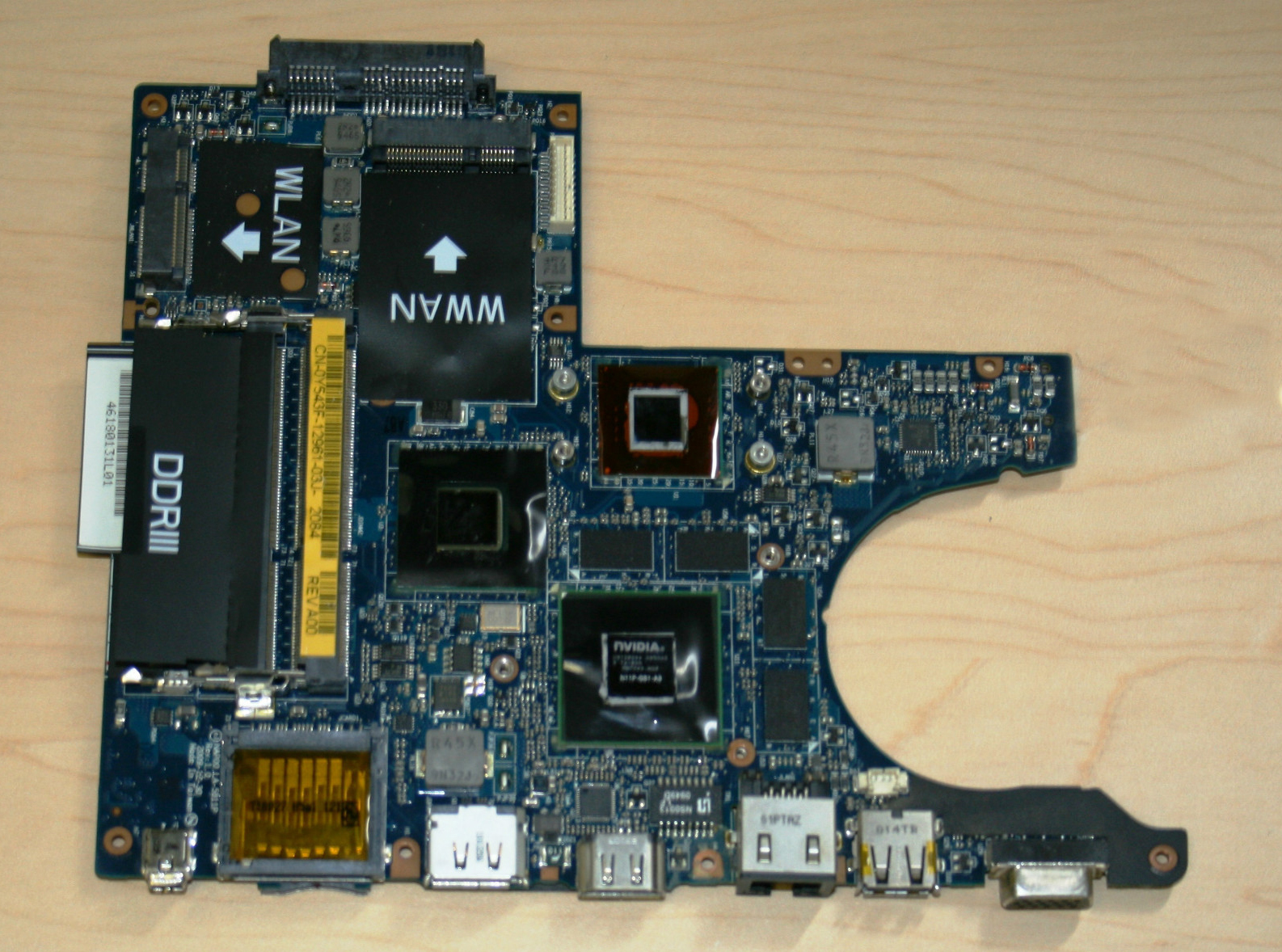 Alienware M11x Motherboard For Sale