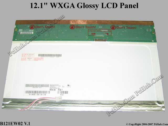 B121EW02 LCD 12.1 Inch For Sale