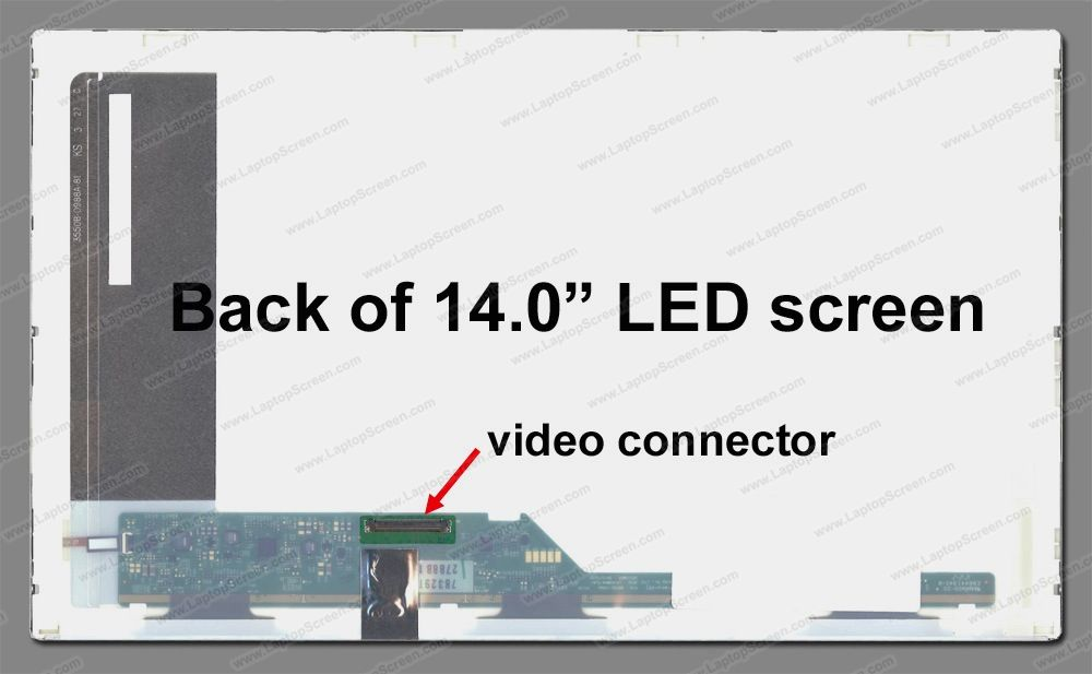 HT140WXB-501 14.0 Led Screen For Sale