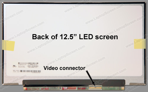 LP125WH2(SLB3) 12.5 inch Paper led For Sale