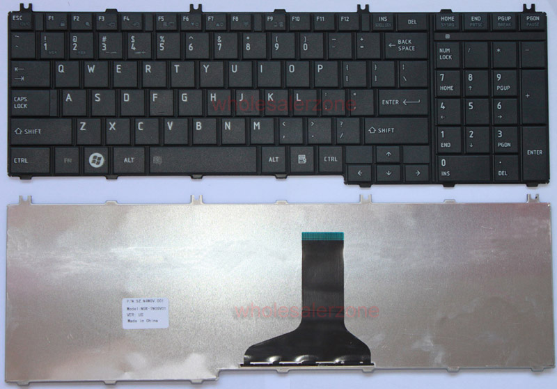 Toshiba NSK-TNOSV 01 Keyboard For Sale
