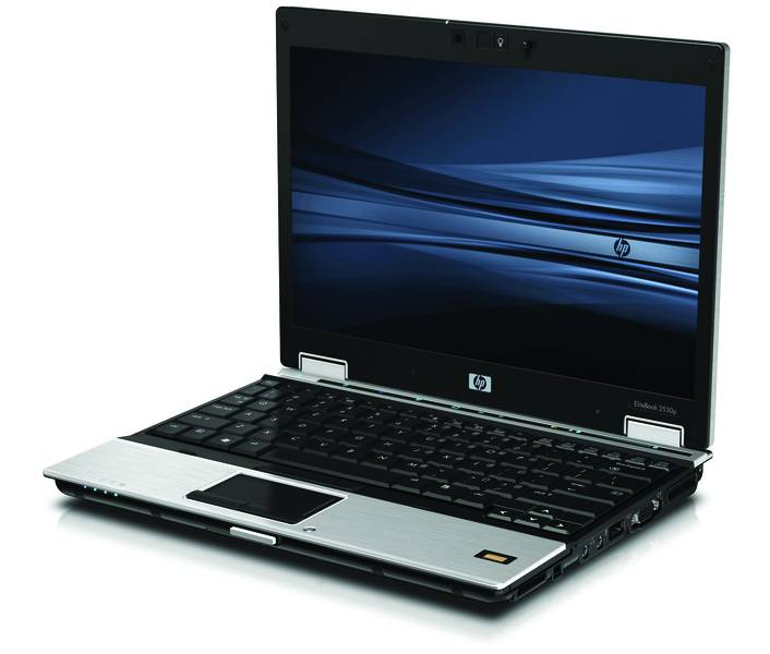 hp elitebook 2530p bios