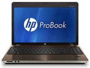 Hp probook 4530s bios