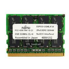 Fujitsu D2P533D1GSDJFJ6 RAM 1GB